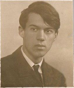 Павел Зальцман. Ленинград. 1926.