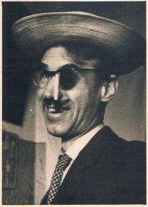 Павел Зальцман. Алма-Ата. 1961.