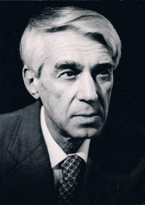 Павел Зальцман. Алма-Ата. 1984.