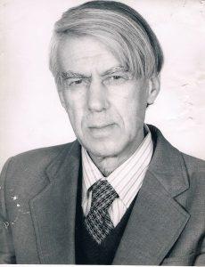 Павел Зальцман. Алма-Ата. Осень 1985.