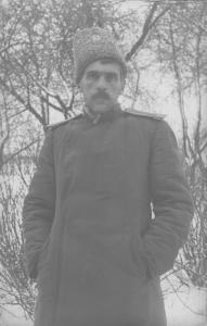 Я.Я. Зальцман. 12 января 1915.