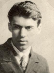 Павел Зальцман. Начало 1930-х.
