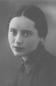 Роза Магид. Начало 1930-х.