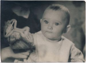 Лотта Зальцман. Ленинград, 21 июня 1941.