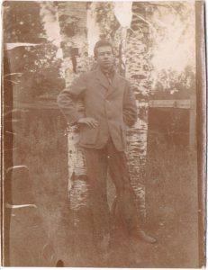 Павел Зальцман. Ленинград. 1925.