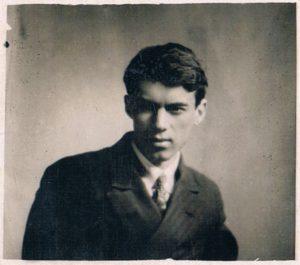 Павел Зальцман. Ленинград. 1926-1927.