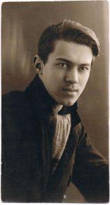 Павел Зальцман. Ленинград. 1927-1928.