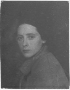 Rosa Solomonovna Magid (married Zaltsman, 1912-2002). 1930's.