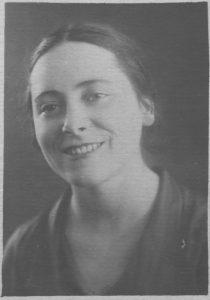 Роза Магид. Ленинград. 1930-е.