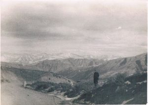Chigirchik Pass, Pamir. November 1938.