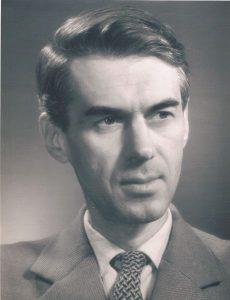 Павел Зальцман. Алма-Ата. Конец 1950-х.