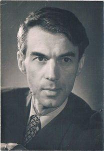 Павел Зальцман. 1958-1959.