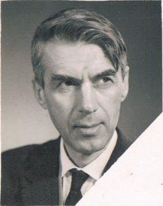 Павел Зальцман. 1960-е.