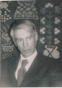 Павел Зальцман. Алма-Ата. 1976.