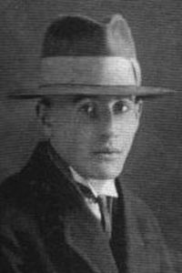 Борис Сергеевич Кузин. 1920-е.