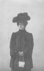 Мария Николаевна Зальцман. 1910-е.