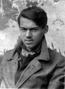 Pavel Zaltsman. Early 1930's.